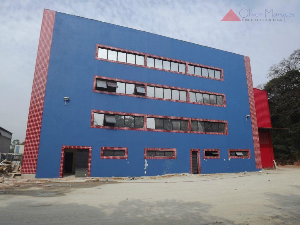 Galpão industrial para locação, Cotia, Cotia - GA0119.