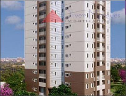 Apartamento residencial para locação, Carapicuíba, Carapicuíba - AP3350.