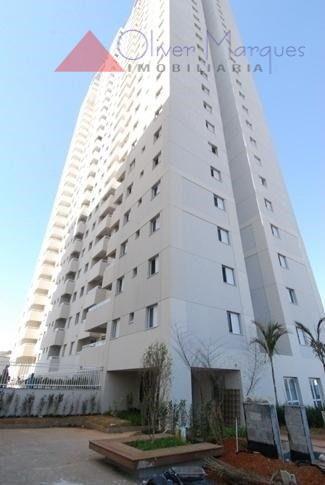Apartamento residencial à venda, Tamboré, Barueri - AP3352.