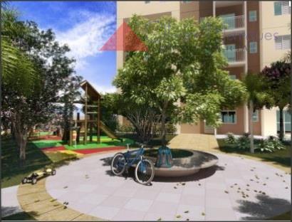 Apartamento residencial à venda, Presidente Altino, Osasco - AP3385.