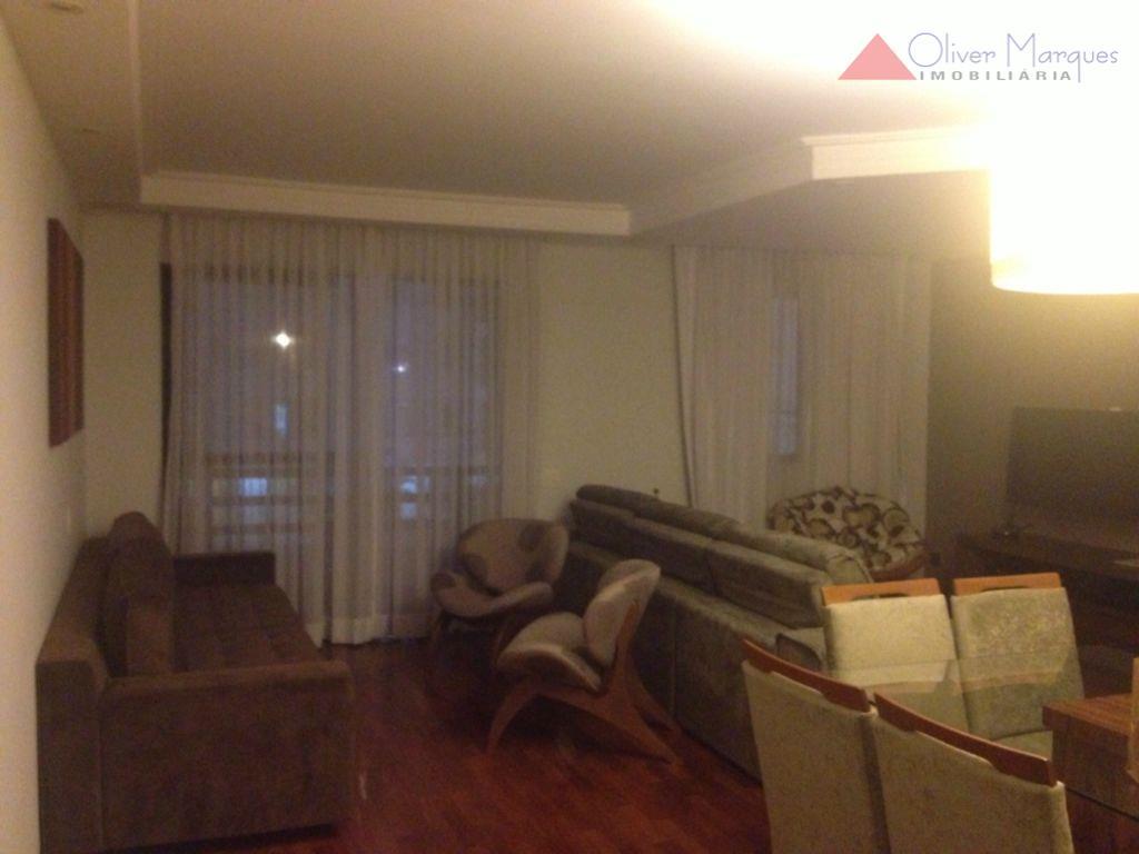 Apartamento residencial à venda, Vila São Francisco, São Paulo - AP3481.