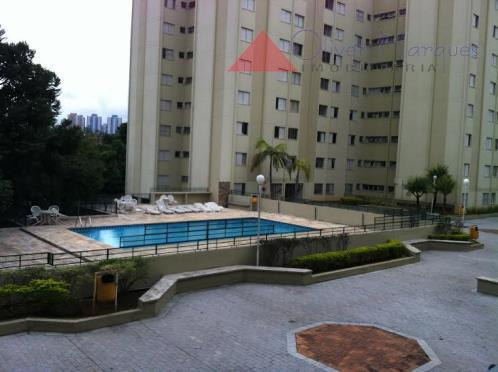 Apartamento residencial à venda, Jardim das Vertentes, São Paulo.