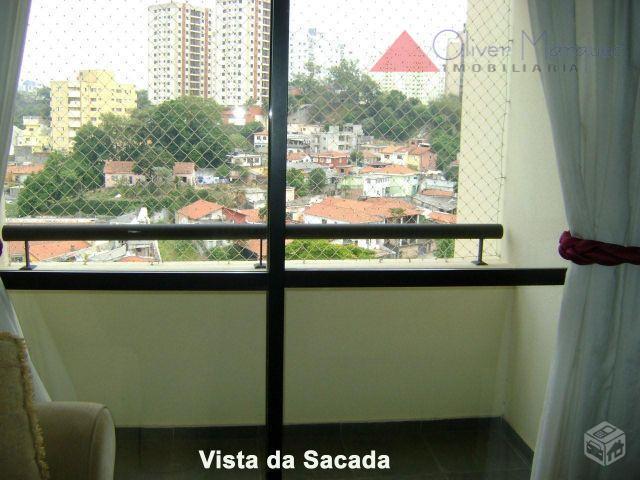 Apartamento residencial para locação, Vila Indiana, São Paulo - AP3529.
