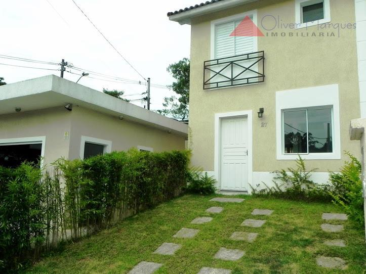 Sobrado  residencial à venda, Refúgio Cantagalo III, Cotia. 2 dorm 2 vagas piscina