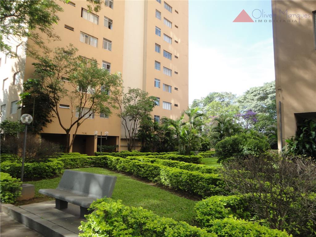 Apartamento residencial à venda, Butantã, São Paulo - AP3598.