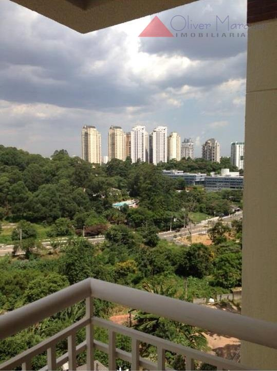 Apartamento residencial para locação, Morumbi, São Paulo - AP3601.