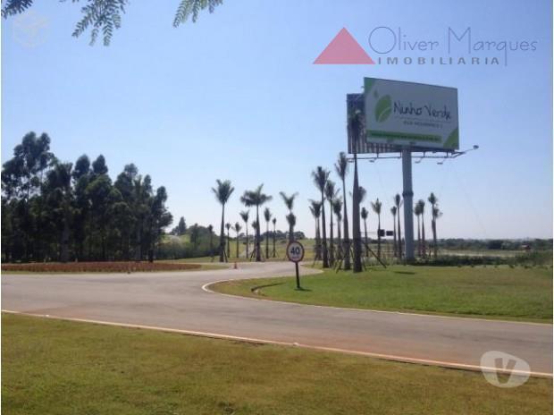Terreno  residencial à venda, Condominio ninho verde, Porangaba.