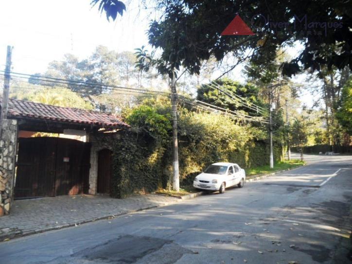 Casa residencial à venda, Granja Viana,  - CA0697.