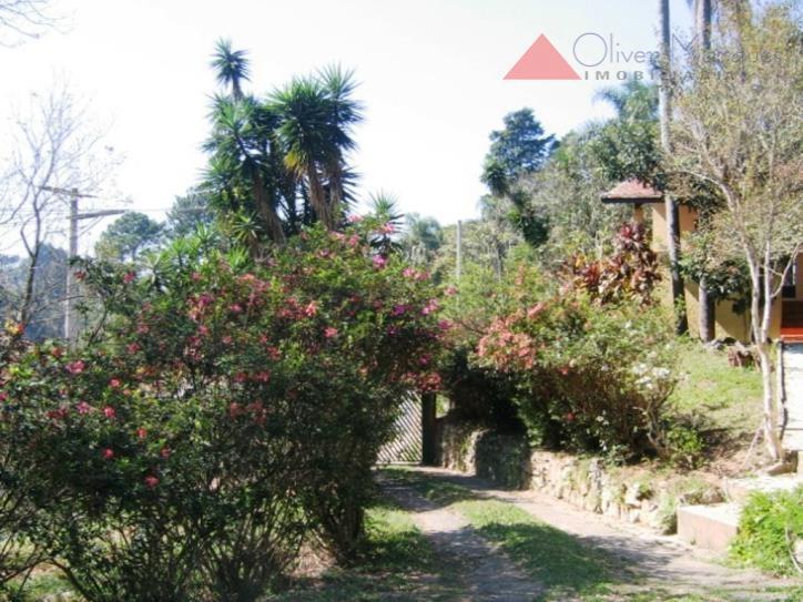 Casa residencial à venda, Granja Viana, - CA0701.