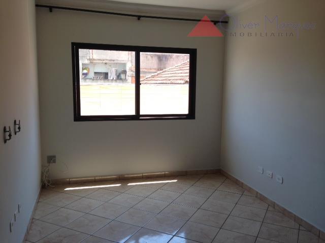 Apartamento residencial para locação, Vila Yara, Osasco - AP3625.