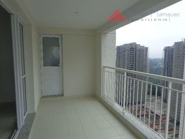 Apartamento residencial à venda, Conjunto Residencial Butantã, São Paulo.