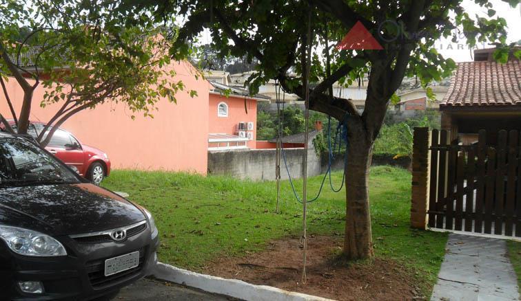 Terreno  residencial à venda, Granja Viana, Condomínio  Excelente Localização