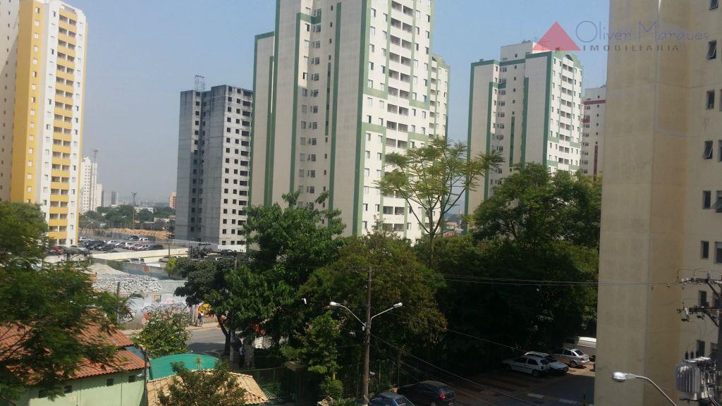 Apartamento residencial para locação, Parque Continental, São Paulo.