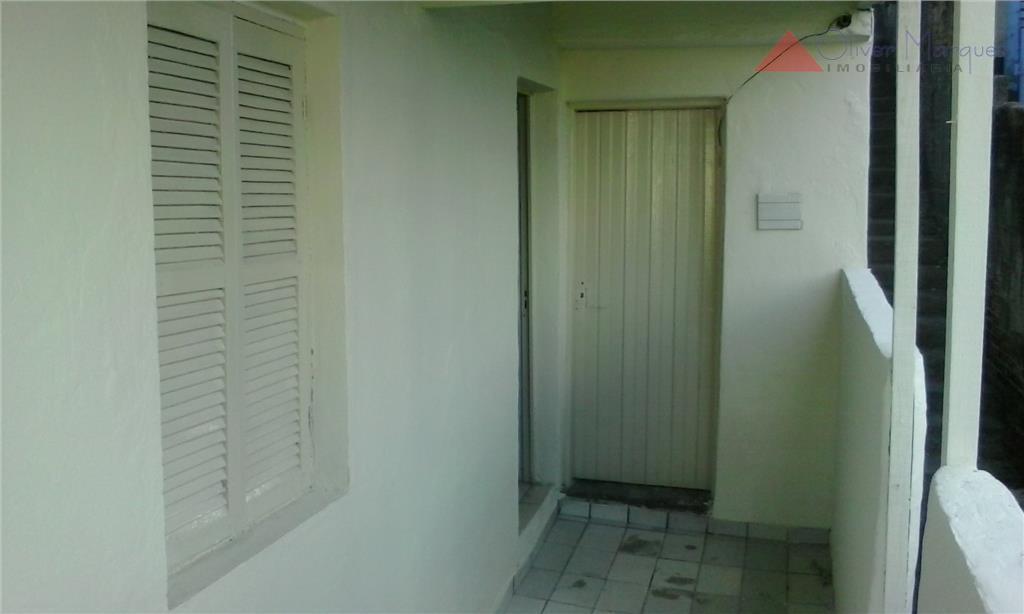 Casa residencial para locação, Jaguaré, São Paulo - CA0725.