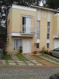 Sobrado residencial para locação, Granja Viana, Cotia - SO1238.