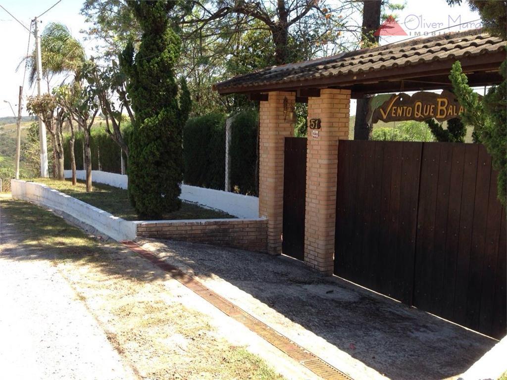 Chácara residencial à venda, Saboó, São Roque - CH0059.