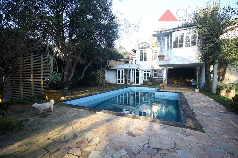 Casa residencial para locação, Granja Viana,  - CA0735.