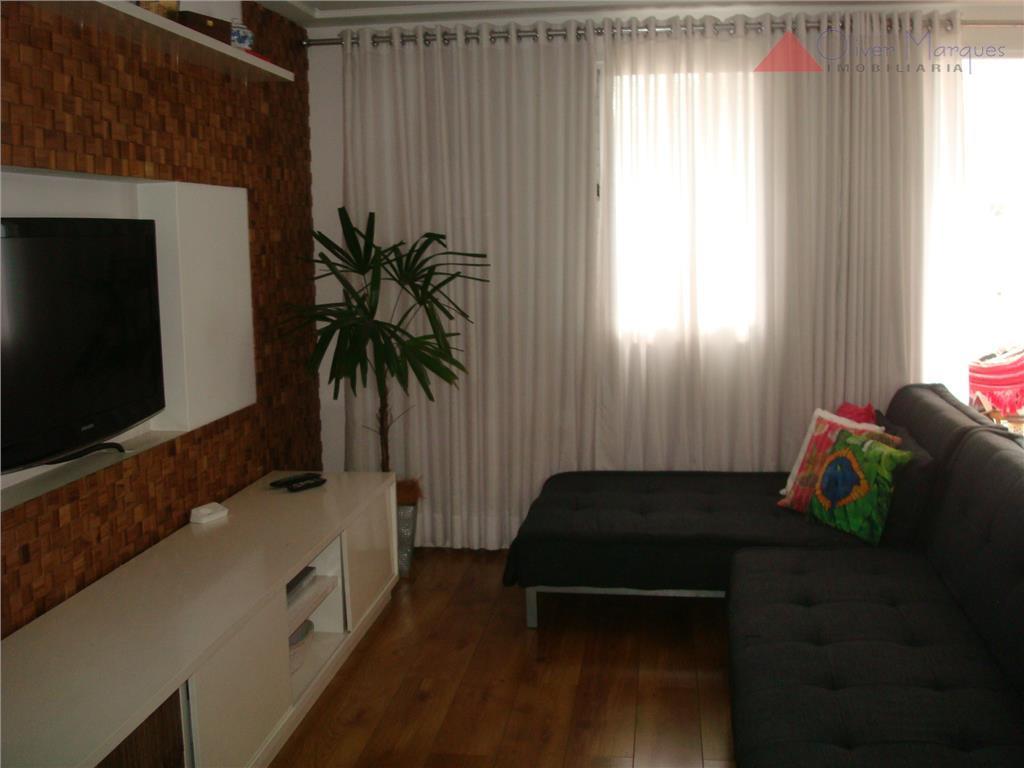Apartamento residencial à venda, Vila São Francisco, São Paulo - AP3770.