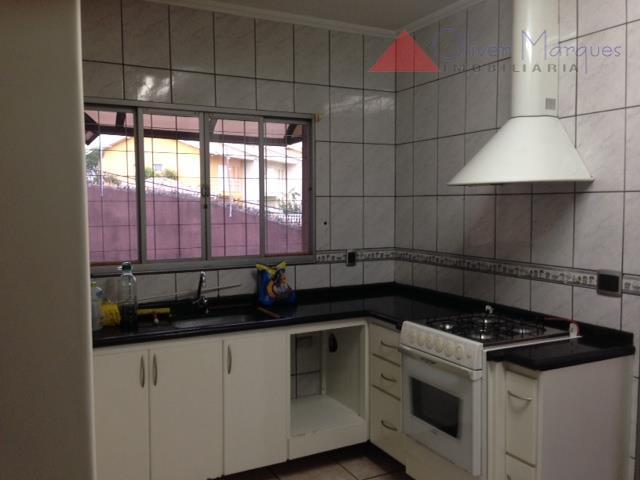 Sobrado residencial para locação, Jaguaribe, Osasco - SO1274.
