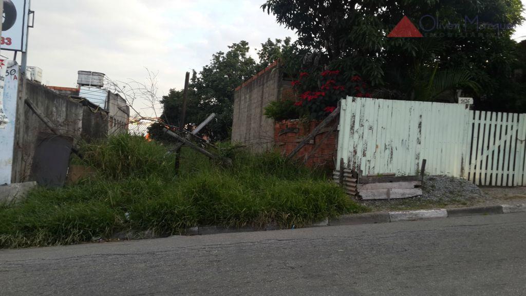 Terreno  residencial à venda, Parque Santa Teresa, Carapicuíba.
