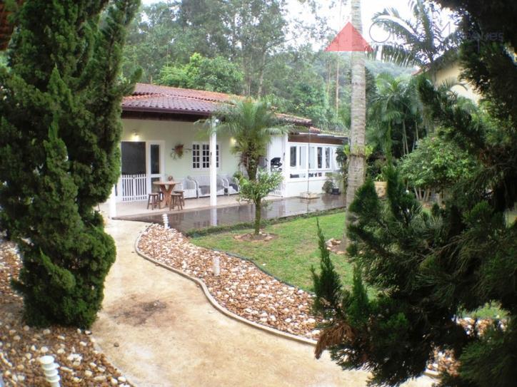 Casa residencial à venda, Nova Higienópolis, Jandira - CA0746.