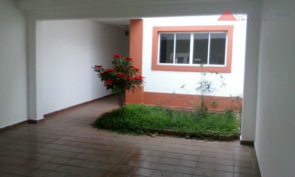 Sobrado residencial para locação, Jardim Guadalupe, Osasco - SO1262.