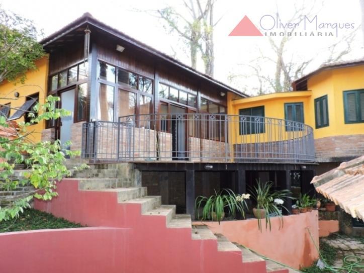 Casa residencial para locação, Granja Viana, Cotia - CA0764.