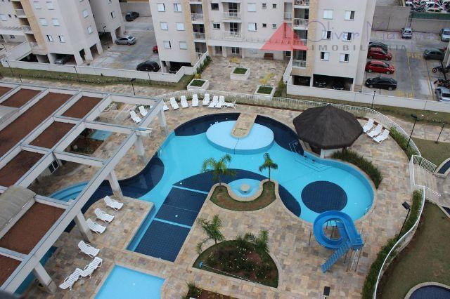 Apartamento residencial à venda, Interlagos, São Paulo - AP4001.