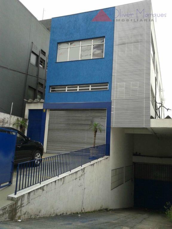 Prédio  comercial para locação, Vila Leopoldina, São Paulo.