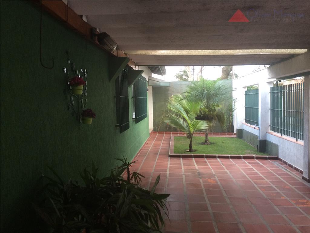 Casa residencial à venda, Parque Continental, São Paulo - CA0767.