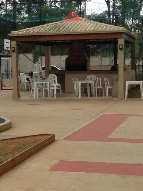 Apartamento residencial para locação, Umuarama, Osasco - AP4037.