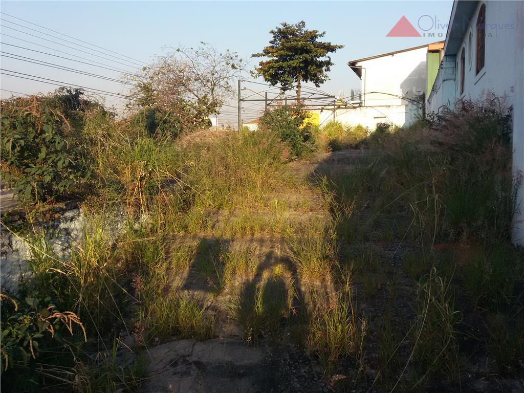 Terreno residencial à venda, Presidente Altino, Osasco.