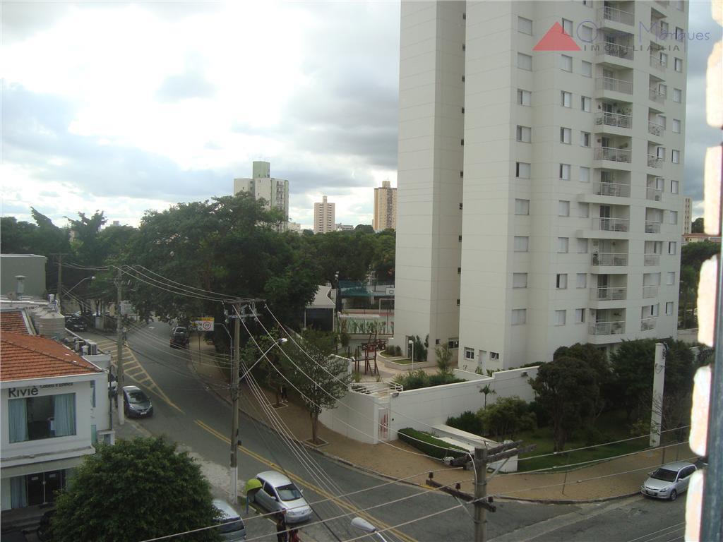 Apartamento residencial para locação, Vila São Francisco, São Paulo - AP4059.