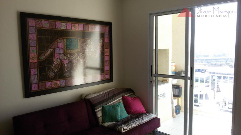Apartamento residencial à venda, Presidente Altino, Osasco - AP4077.