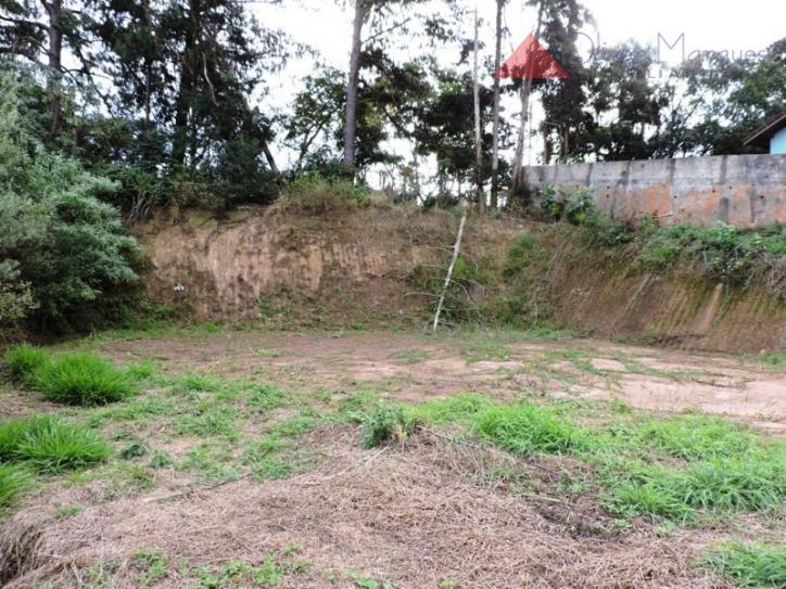 Terreno  residencial à venda, Granja Viana, alto, terraplanado, vista linda!