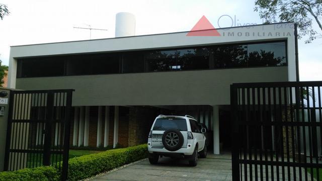 Casa residencial à venda, Granja Viana, Cotia - CA0781.