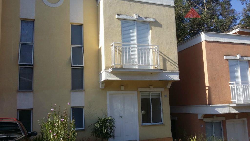 Sobrado residencial à venda, Chácara Pavoeiro, Cotia.