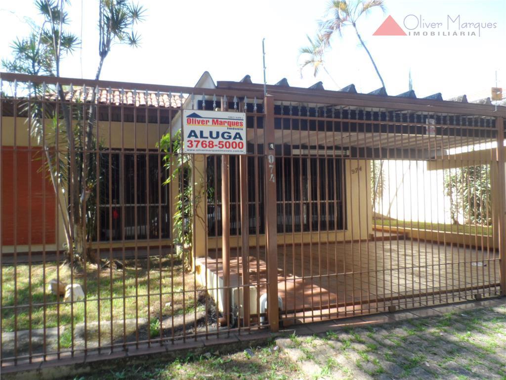 Casa residencial para locação, Parque Continental, São Paulo - CA0783.