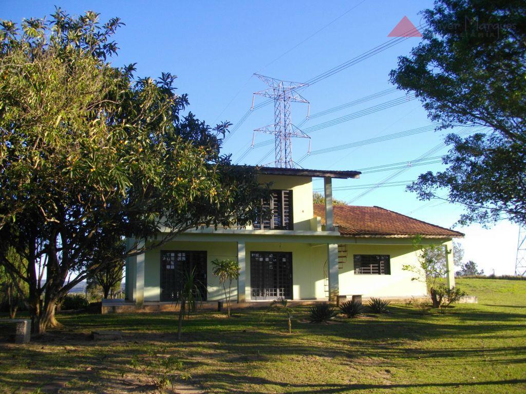 Chácara residencial à venda, Bairro Do Carmo (Canguera), São Roque - CH0068.