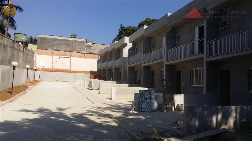 Sobrado residencial à venda, Granja Velha, Cotia - SO1317.
