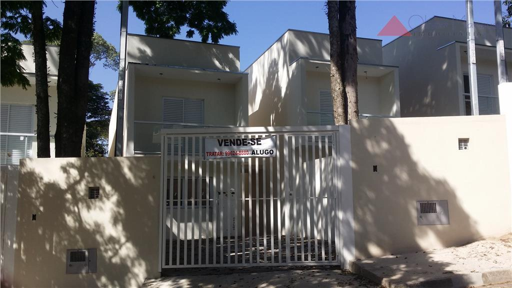 Sobrado residencial à venda, Granja Viana, Cotia - SO1330.