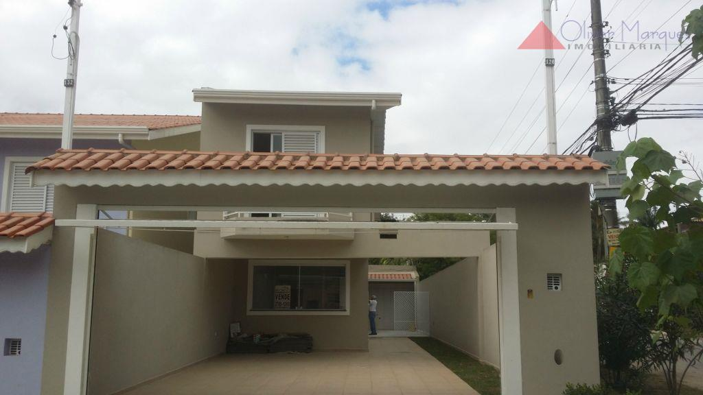 Sobrado residencial à venda, Granja Viana, Cotia - SO1333.