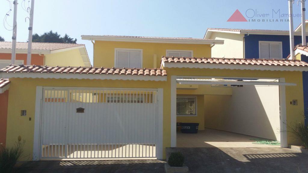 Sobrado residencial à venda, Granja Viana, Cotia - SO1339.