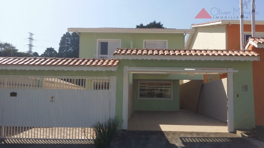 Sobrado residencial à venda, Granja Viana, Cotia - SO1342.