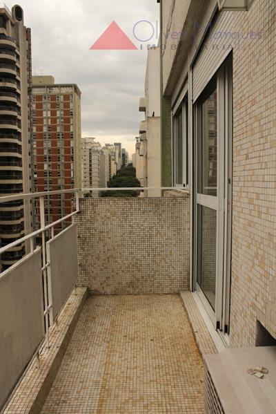 Apartamento residencial para locação, Consolação, São Paulo - AP4118.