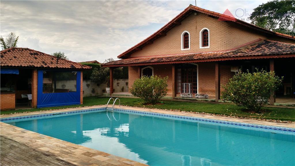 Chácara residencial à venda, Cocais, Ibiúna - CH0074.