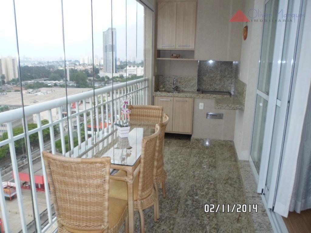 Apartamento residencial à venda, Vila Campesina, Osasco.