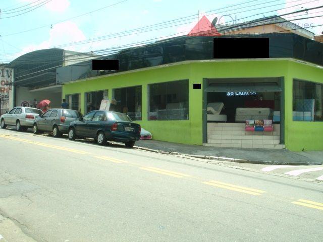 Casa comercial à venda, Baronesa, Osasco - CA0808.