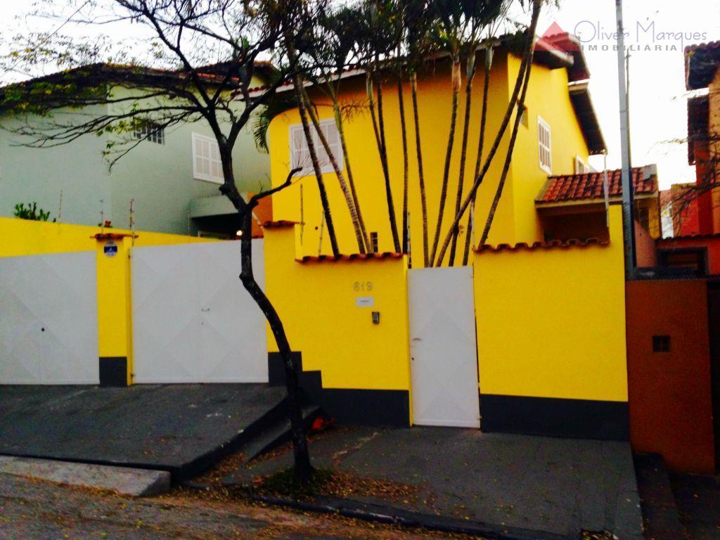 Sobrado comercial para locação, Caxingui, São Paulo - SO1360.