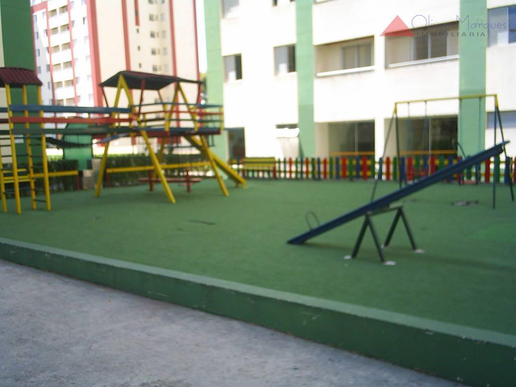 Apartamento para locação,mobiliado Vila Yara, Osasco - AP4138.
